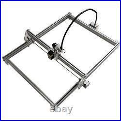 15W CNC Laser Engraver Metal Marking Machine Wood Cutter 100x100cm DIY Kit 1M1M