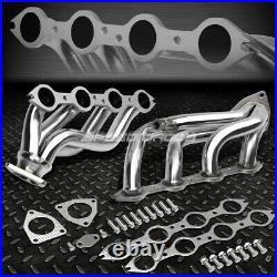 2x4-1 Stainless Header Tubular Exhaust Manifold For Chevy/gmc Silverado/sierra