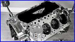 6.75L Rolls-Royce Bentley V8 Engine Coffee Table