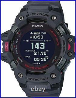 CASIO G-SHOCK G-SQUAD GBD-H1000-8JR GPS Solar Men's Watch Bluetooth New in Box