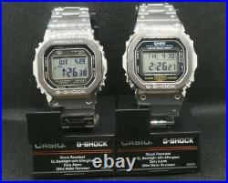 Casio G-Shock Full Metal DW-5600E Stainless Steel Bezel Bracelet Mod GMW-B5000