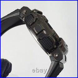 Casio G-Shock GM110B-1A Stainless Steel Ana-Digital Watch