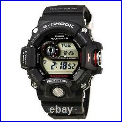 Casio Men's Watch G-Shock Rangeman Tough Solar Digital Strap GW9400-1
