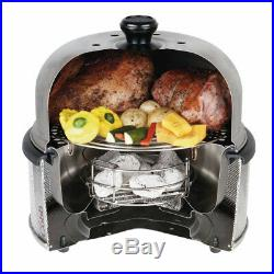 Cobb Premier BBQ Barbecue Set + Outdoor Cooking System With Carry Store Bag