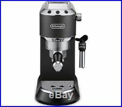 DeLonghi EC685. BK Dedica Traditional Pump Espresso Coffee Machine 15 bar BLACK 2