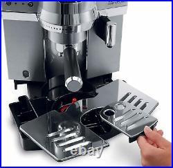 DeLonghi EC860 Automatic Espresso / Cappuccino Machine Silver New