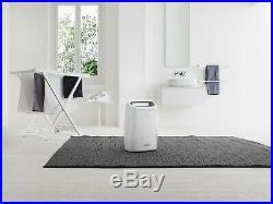 De'Longhi DEX14 Tasciugo Aria Dry Multi Dehumidifier White. Refurbished Stock