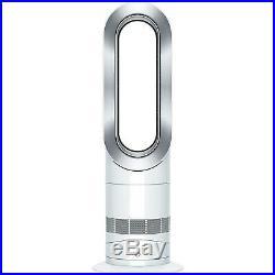 Dyson AM09 Hot & Cool Fan Heater 2000 Watt In White 2 Year Dyson Warranty