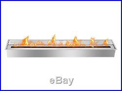 EHB4400 Ignis Eco Hybrid Bio Ethanol Burner, Spill-Proof Ventless Burner