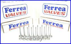 Ferrea 5000 Series Valves STD Size Honda Acura B16A B18C DOHC VTEC B-Series GSR