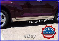 Fit2000-2009 Chrysler PT Cruiser 4Dr Rocker Panel Trim Body Side Molding 5