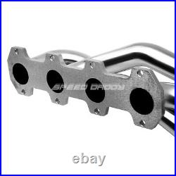 For 04-08 F150 Xlt 2wd 5.4l V8 Stainless Steel Header Manifold+y-pipe Exhaust