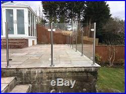 Glass Balustrade / Stainless Steel Balustrade