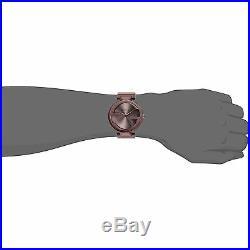 Gucci YA133211 Men's INTERLOCKING Brown Quartz Watch
