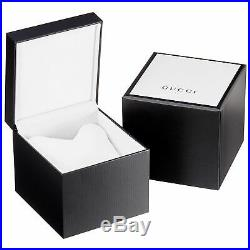 Gucci YA142509 Women's GG2570 Black Quartz Watch