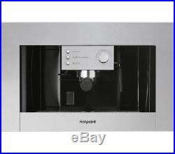 HOTPOINT CM 5038 IX H Built-in Filter Coffee Machine Stainless Steel Currys