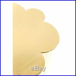 KARE Design Rush Cloud 65cm x 50cm metal Coffee Table Gold RRP £1150