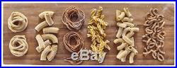KitchenAid Gourmet Pasta Press Attachment Bucatini, Rigatoni, Spaghetti, Fusill