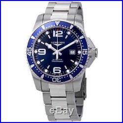 Longines HydroConquest Automatic Blue Dial 44 mm Men's Watch L3.841.4.96.6