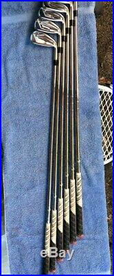 Mizuno JPX-919 Hot Metal Iron Set 6-SW Steel RH with Nippon NS Pro 950 Regular