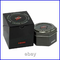 New Casio G-Shock Black Ion-Plated Metal Bezel Camo Dial Steel Watch GM5600B-3