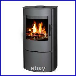 Opal Lux Stove 7kw Wood Burning Multi fuel, Wood Burner Modern Stoves