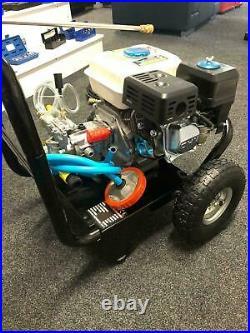Petrol Pressure Washer 3500PSI / 240BAR Power Jet Wash