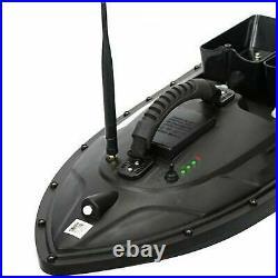 RC Fishing Bait Boat Dual Motors 500M Wireless Single Hand Control New