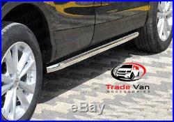 Renault Trafic Side Bars Oem Quality Sport Line Ss001 Lwb Sidebars