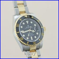 Rolex Submariner Date Bi-Metal 2010, 116613LN