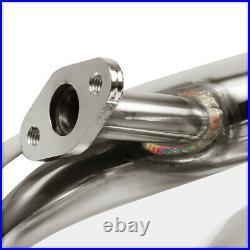 SS Shorty Exhaust Header Manifold for 99-06 Silverado/Sierra/Suburban 4.8/5.3 V8