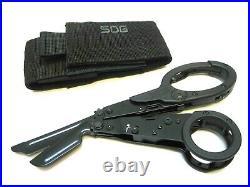 S. O. G. Military Medic Combat Corpsman Emt Shears Para-rescue Scissors Multi-tool
