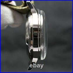 Seagull 1963 Hand Wind Mechanical Chronograph with Acrylic Crystal #6345A-2901