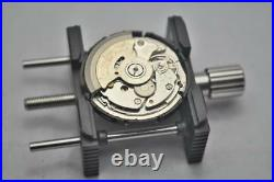 Seiko Automatic Watch Movement Servicing & Crystal Replacement All Calibres