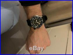 Seiko Prospex Tuna limited edition Save the Ocean + Seiko metal bracelet