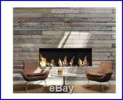 Senso Fireplaces Frameless Gas Fire 600 Remote Control 5 Years Warranty