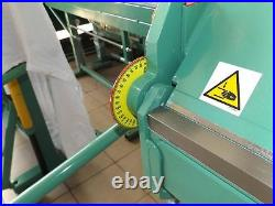Sheet Metal Folder/ Bender / Bending Brake 3100mm / Quick delivery + VIDEO