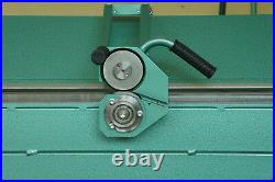 Sheet Metal Folder Bender Bending Brake Machine 2100mm/1.2 + SLITTER