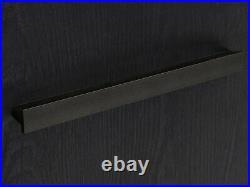 Sideboard Dresser Dark Oak Black Oak Finish Cabinet Storage Drawer Unit Balin