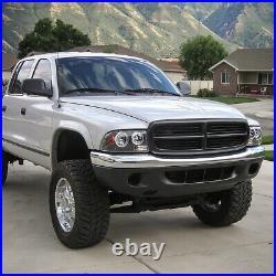Stainless Steel Exhaust Header For 1994-2004 Dodge Ram/durango/dakota V8 5.2
