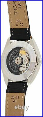 Tissot Men's PR 100 Powermatic 80 Black Dial Watch T1014071605100 NEW
