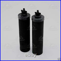 Travel BERKEY Water Filter System with 2 Black Filters FREE Ship New