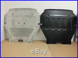 VW T5 After-market Stainless Steel Sump-Guard Under tray skid plate 05-15